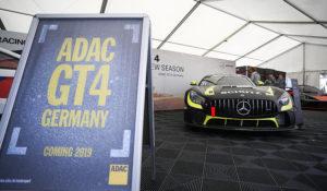 Schütz Motorsport Mercedes AMG GT4