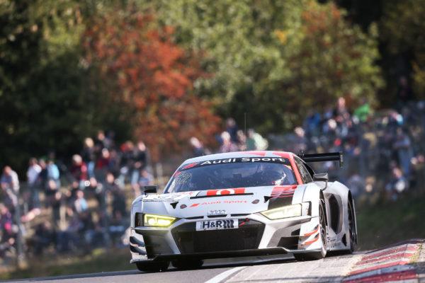 Im Gespräch mit Christopher Haase über den neuen Audi R8 LMS