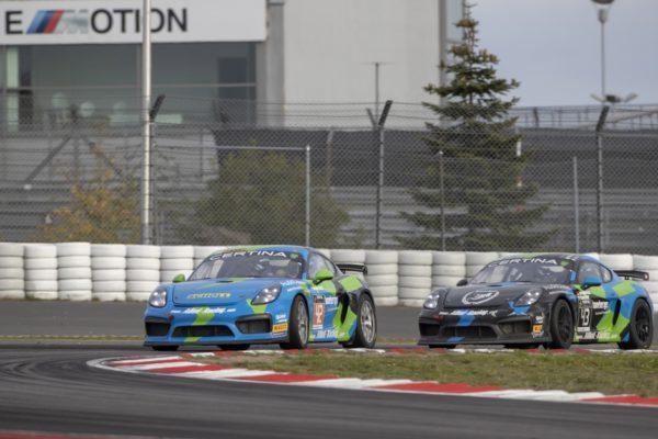 Schwaches Nennergebnis für GT4 Sprint Cup Europe
