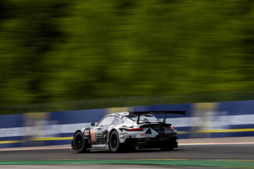 Dempsey-Proton Racing Porsche 911 RSR