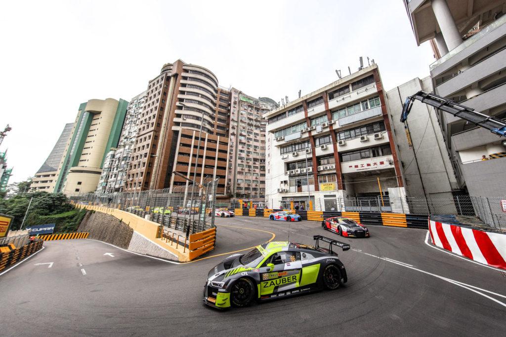 FIA GT World Cup Macau 2018