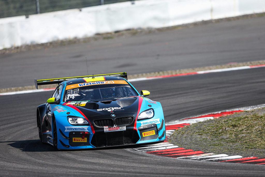 MRS GT-Racing BMW M6 GT3