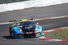 MRS GT-Racing BMW M6 GT3