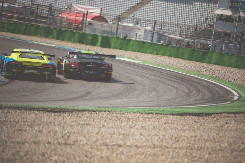 DMV GTC Hockenheim Vita4One BMW Z4 GT3 Lars Pergande Twin Busch Motorsport Audi R8 LMS Marc Busch/Dennis Busch