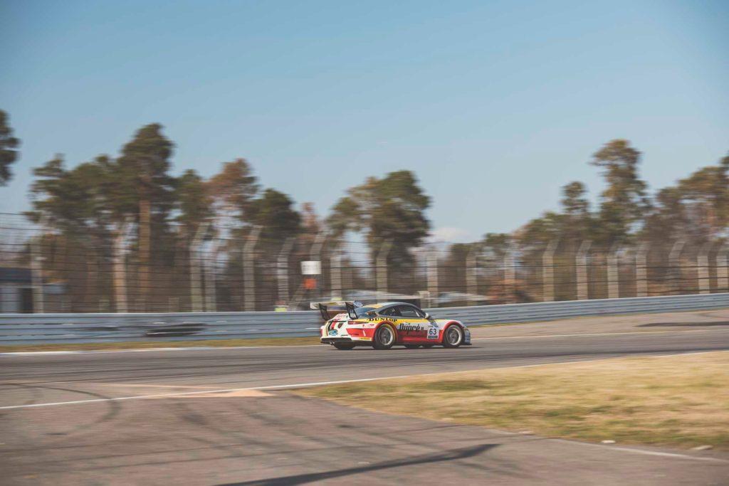 DMV GTC Hockenheim Dupré Motorsport Porsche 911 GT3 Cup Donar Munding/Jacob Erlbacher