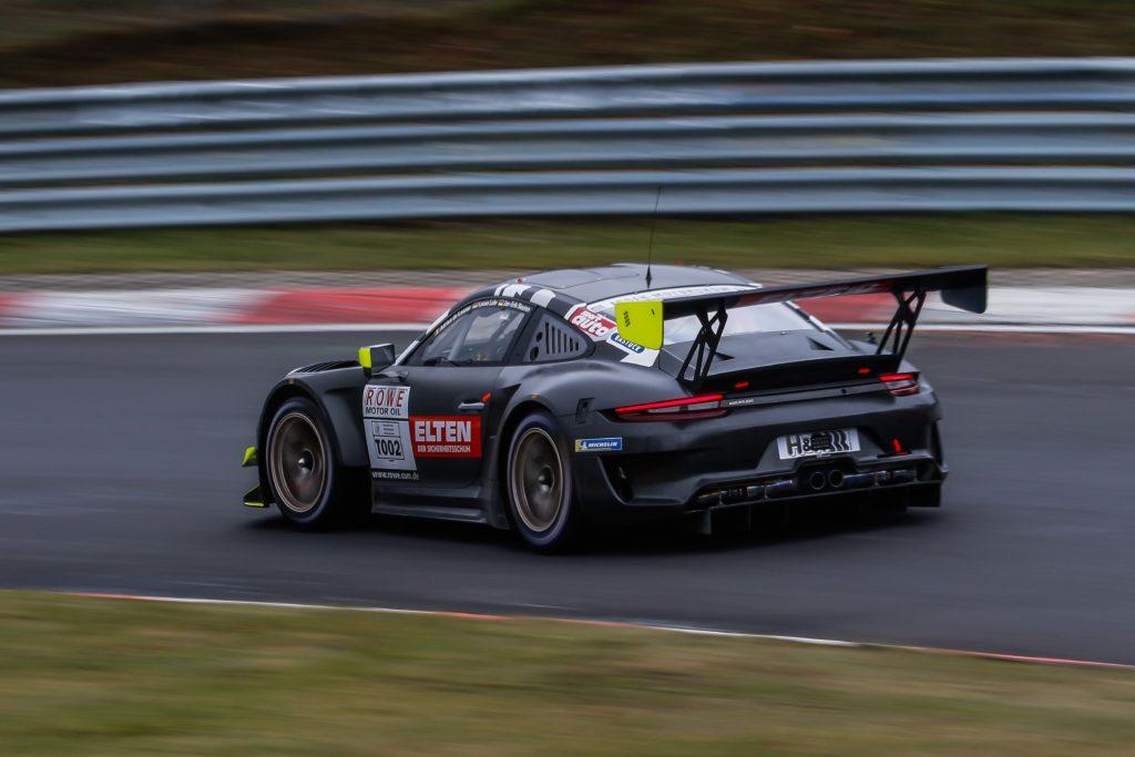 IronForce Racing Porsche 911 GT3 R