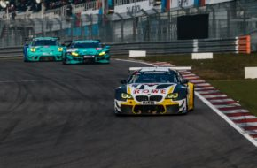 ROWE Racing BMW M6 GT3 Connor de Phillippi/Tom Blomqvist/Mikkel Jensen
