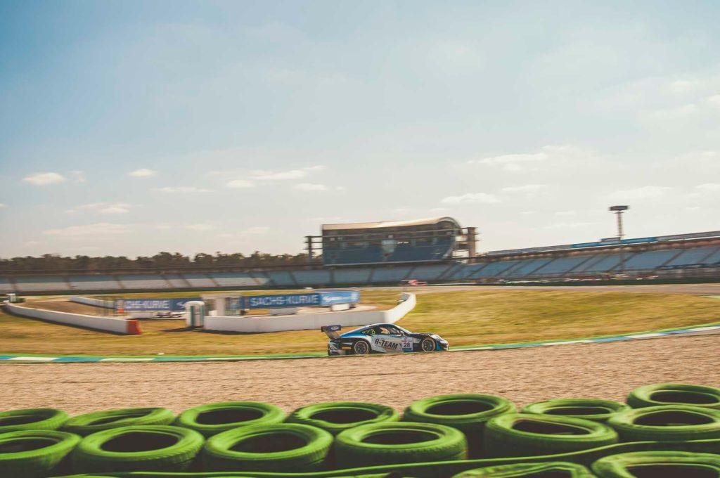 DMV GTC Hockenheim MH Motorsport-Service Porsche 911 GT3 R Oliver Engelhardt