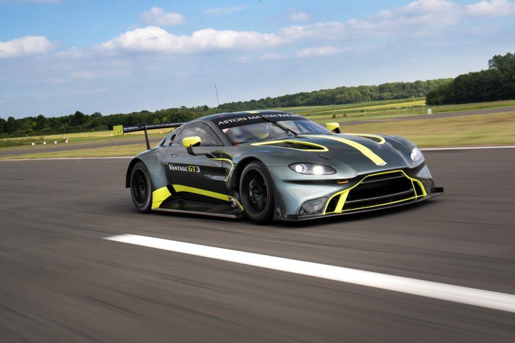 Imsa Heart Of Racing übernimmt Aston Martin Programm Gt Place Com