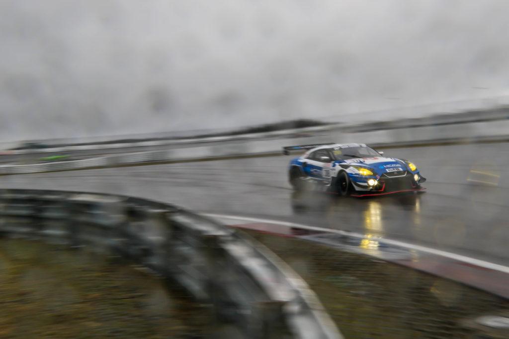 KCMG Nissan GT-R GT3