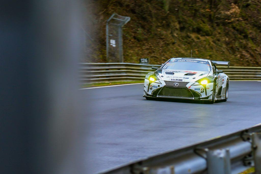 Gazoo Racing Lexus LC500