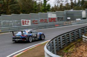Mühlner Motorsport Porsche 911