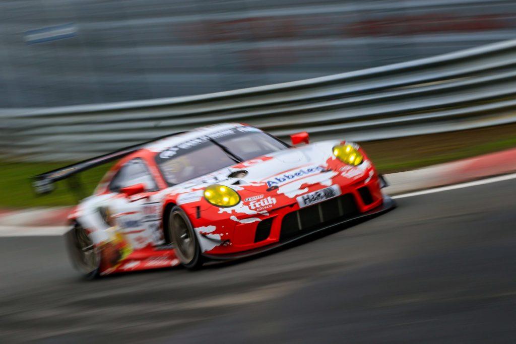 Frikadelli Racing Porsche 911 GT3 R