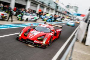 Scuderia Cameron Glickenhaus SCG003C Thomas Mutsch/Felipe Fernandez Laser/Franck Mailleux