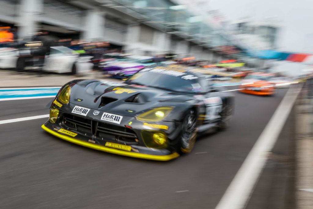 Zakspeed Viper GT3-R Florian Strauß/Christian Mamerow/Jeroen Bleekemolen