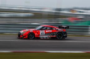 Kondo Racing Nissan GT-R GT3 Tom Coronel/Mitsunori Takaboshi/Tomonobu Fujii/Tsugio Matsuda