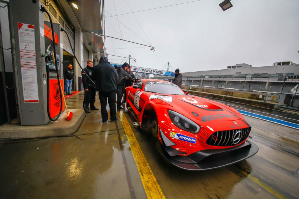 GetSpeed Performance Mercedes AMG GT3