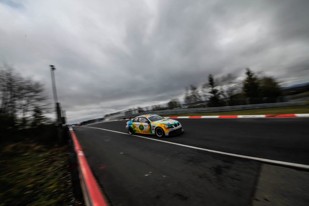 Moritz Rapsöl Racing BMW M3 GTR V8