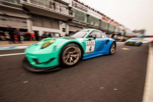 Falken Motorsports Porsche 911 GT3 R Klaus Bachler/Jörg Bergmeister