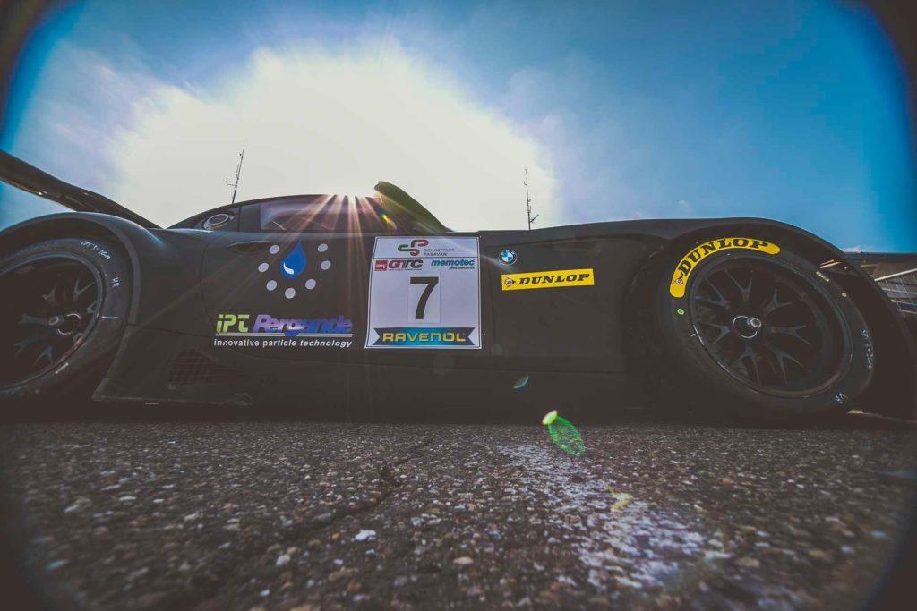 DMV GTC Hockenheim Vita4One BMW Z4 GT3 Lars Pergande