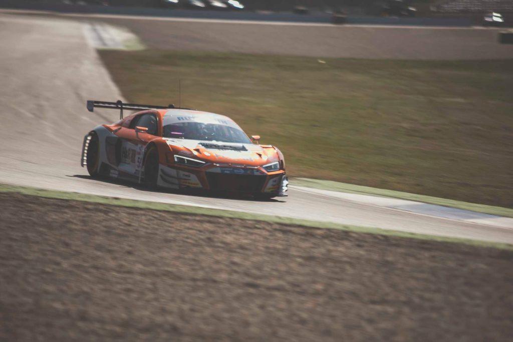 DMV GTC Hockenheim Spirit Race Team Uwe Alzen Automotive Audi R8 LMS Uwe Alzen/Dietmar Haggenmüller