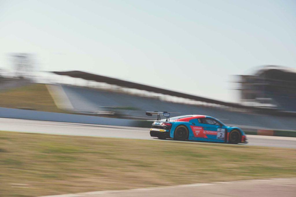 DMV GTC Hockenheim HCB-Rutronik Racing Evi Eizenhammer/Dennis Marschall