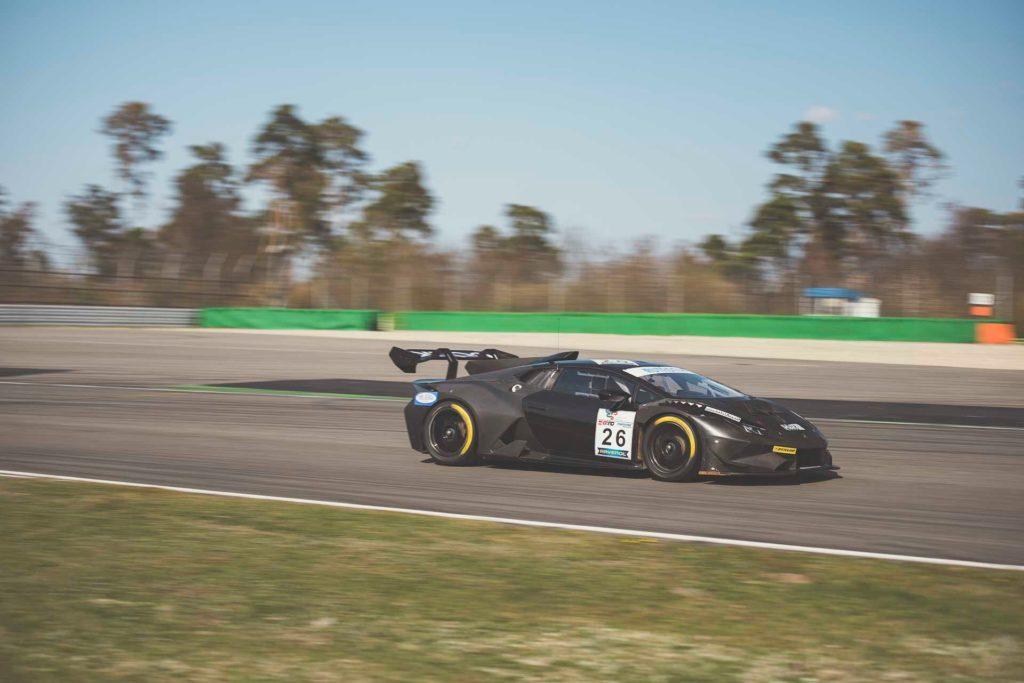 DMV GTC HockenheimLeipert Motorsport Lamborghini Huracan Super Trofeo Koen Wauters/Kris Wauters