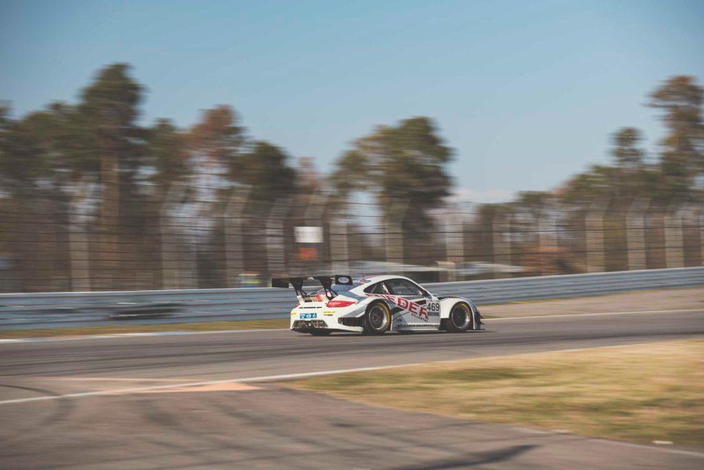 DMV GTC Hockenheim Rieder Racing Porsche 911 GT3 R Alois Rieder