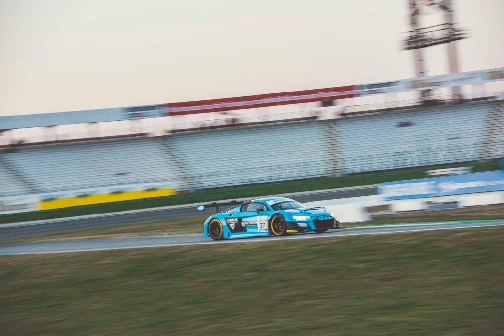 DMV GTC Hockenheim Audi R8 LMS Stanislav Minsky/Marco Seefried
