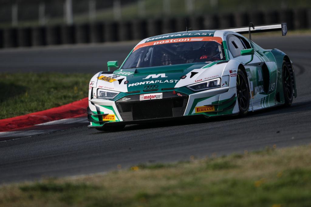 Ricardo Feller/Dries Vanthoor ADAC GT Masters