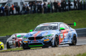 Marius Zug/Gabriele Piana RN Vision STS Racing BMW M4 GT4 ADAC GT4 Germany