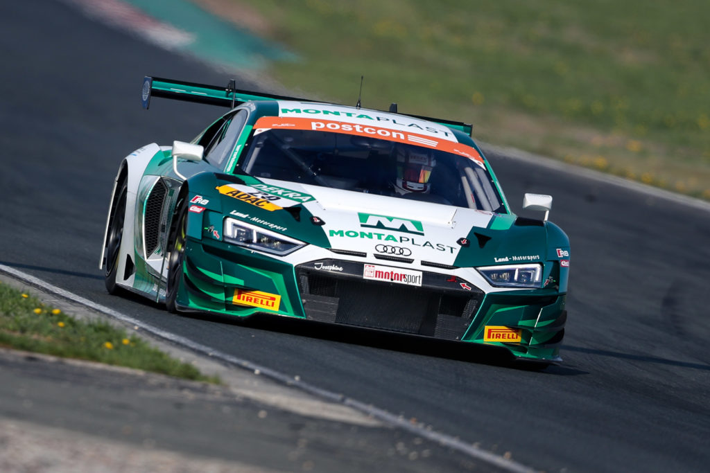 Max Hofer/Christopher Mies Montaplast by Land-Motorsport ADAC GT Masters