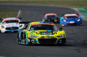 Maximilian Paul/Simon Reicher T3 Motorsport Audi R8 LMS ADAC GT Masters
