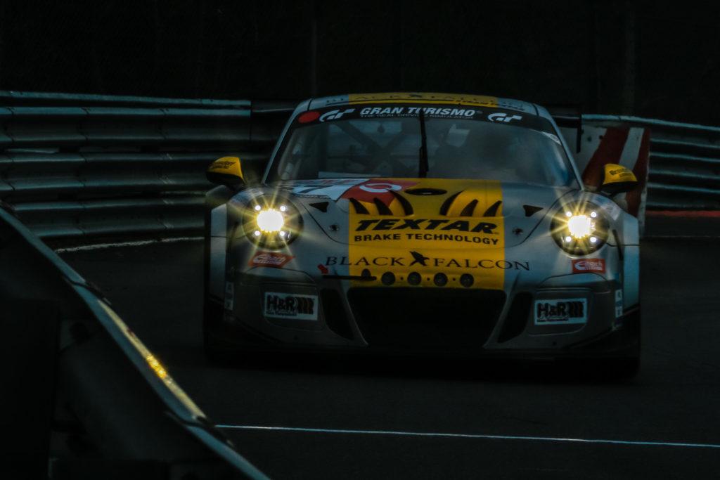 Black Falcon Porsche 911 GT3 Cup Peter Ludwig/Takis/Jeroen Bleekemolen