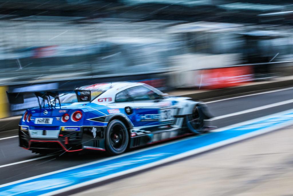 KCMG Nissan GT-R GT3 Philipp Wlazik/Christer Jöns/Christian Menzel