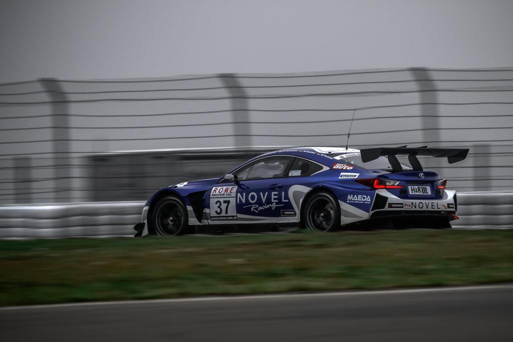 Dominik Farnbacher/Marco Seefried Bandoh Racing with Novel Racing Lexus RC F GT3 VLN