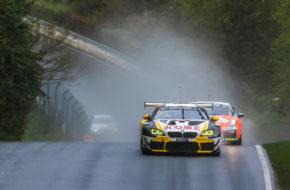 Marco Wittmann/Jesse Krohn/John Edwards ROWE Racing BMW M6 GT3 VLN