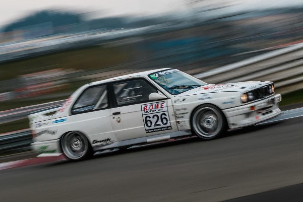 BMW M3 Konstantin Wolf/Christian Hirsch
