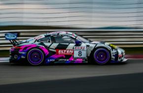 Iron Force Racing Porsche 911 GT3 R Jan-Erik Slooten/Lucas Luhr/Adren de Leener/Steve Jans
