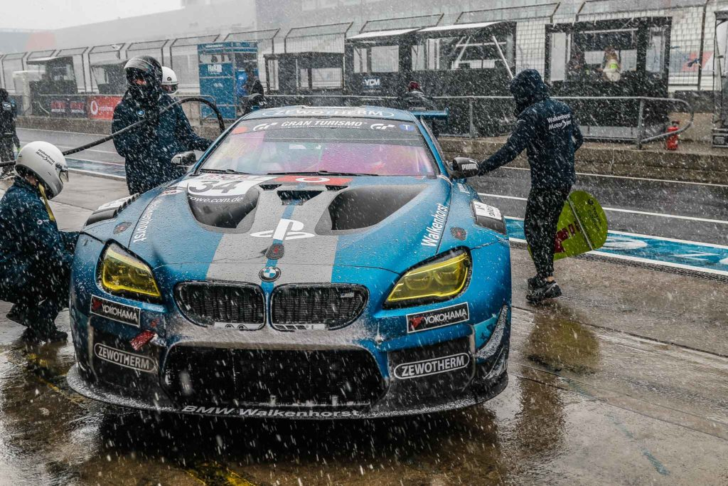 Walkenhorst Motorsport BMW M6 GT3 Christian Krognes/David Pittard/Jordan Tresson