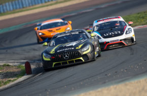 Alexander Woller/Markus Suabo Schütz Motorsport Mercedes AMG GT4 ADAC GT4 Germany