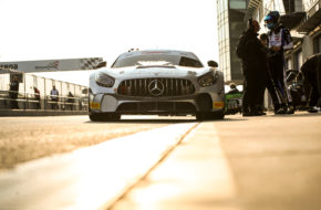 Luci Trefz/Morgan Haber Leipert Motorsport Mercedes AMG GT4