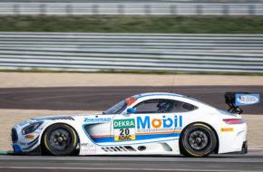 Mick Wishofer/Kelvin Snoeks Zakspeed Mercedes AMG GT3 ADAC GT Masters