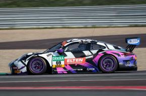 Jan-Erik Slooten/Lucas Luhr Iron Force Racing