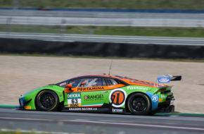 Mirko Bortolotti/Christian Engelhart GRT Lamborghini Huracan ADAC GT Masters