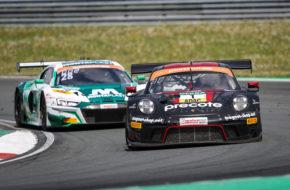 Thomas Preining/Robert Renauer Herberth Motorsport Porsche 911 ADAC GT Masters