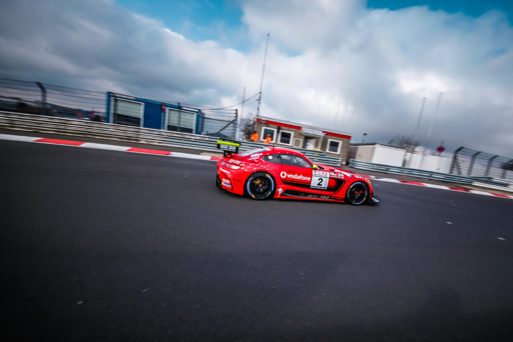 GetSpeed Performance Mercedes AMG GT3 Philip Ellis/Fabian Vettel/Jan Seyffarth/Christopher Brück