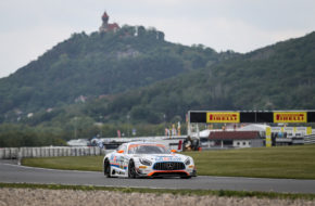 Jeroen Bleekemolen/Jimmy Eriksson Zakspeed Mercedes AMG GT3 ADAC GT Masters