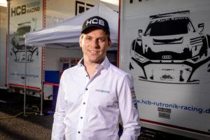 Fabian Plentz HCB-Rutronik Racing