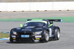 Lars Pergande Vita4One Racing BMW Z4 GT3 DMV GTC